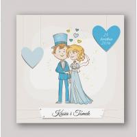 Zabawne Zaproszenia ślubne Z Wesołymi Motywami Nawiązującymi Do